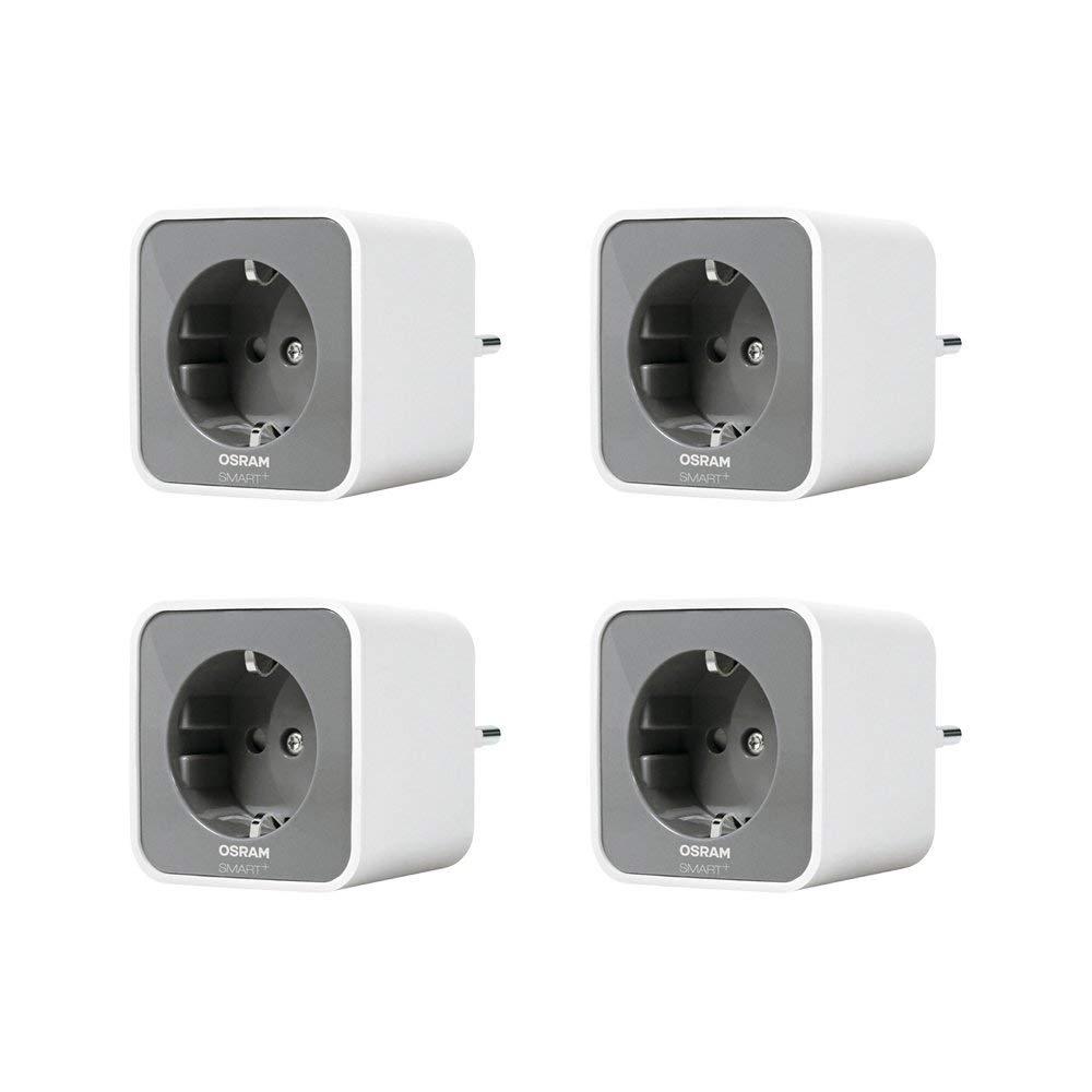 4 Enchufes Osram Smart+ Plug