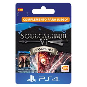 Soul Calibur 6 PS4 Season Pass