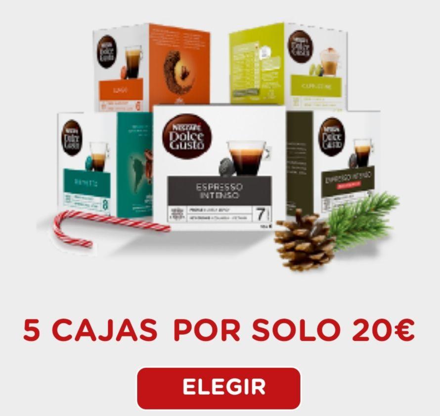 5 cajas que quieras por 20€