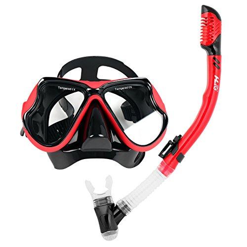 Gafas de buceo con tubo por solo 5.99€