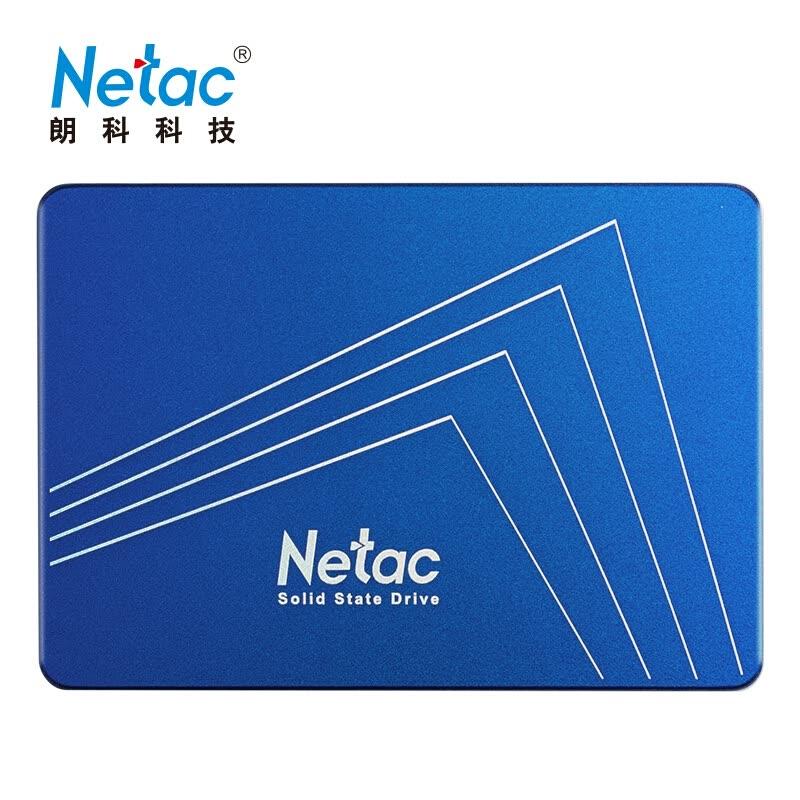 Disco SSD Netac de 480 GB