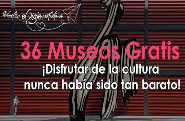 36 Museos Gratis de Madrid