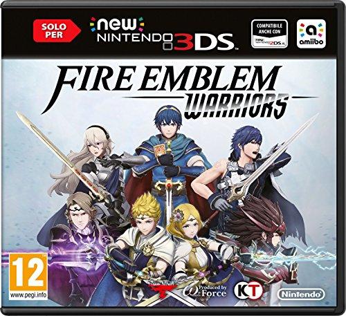 Fire Emblem Warriors (Exclusivo de New Nintendo 3DS/2DS) [Importación italiana]