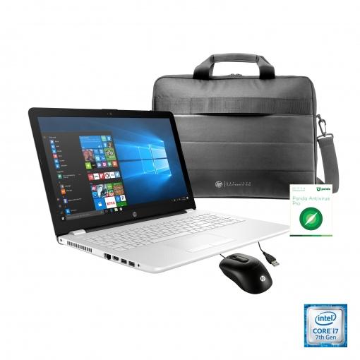 Portátil HP Notebook 15-bs529ns con i7, 8GB, 256GB SSD (Reacondicionado)