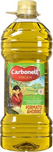 Aceite de oliva virgen carbonell 3l pet