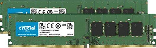 Crucial CT2K8G4DFD824A - Kit de Memoria RAM de 16 GB (8 GB x 2, DDR4,