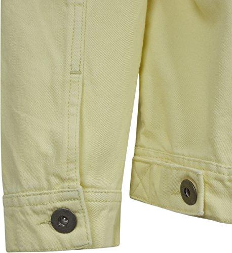 Urban Classics Oversize Garment Dye Jacket, Chaqueta Vaquera para Hombre