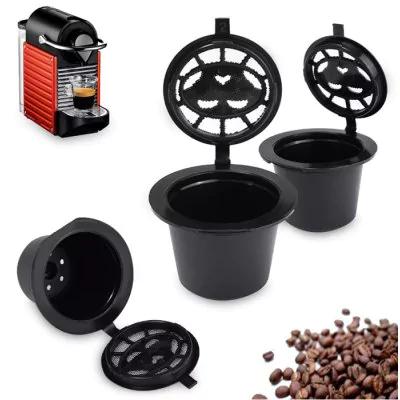 Cápsula Nespresso recargable (con cupón)