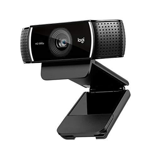 Logitech C920 Webcam HD Pro solo 35.3€