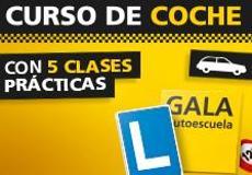 Carnet de Coche + 5 Clases Prácticas //ó// Carnet de moto +3 clases de maniobras